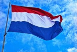 Vlag Nederland 5 mei