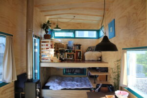 Wonen in een Tiny House - binnen